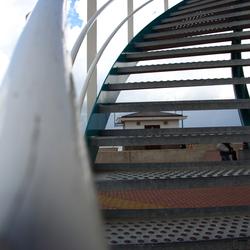 Trap vuurtoren Harlingen