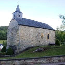 Luxemburg Reisdorf kapel