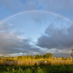 Regenboog Kinderdijk