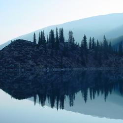 Moraine Lake Rock Pile