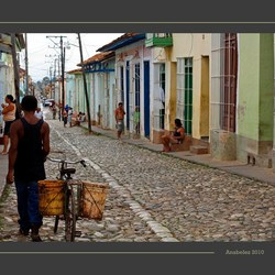 Cuba, kleurrijk Trinidad