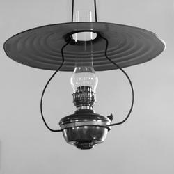 Lamp in kerk