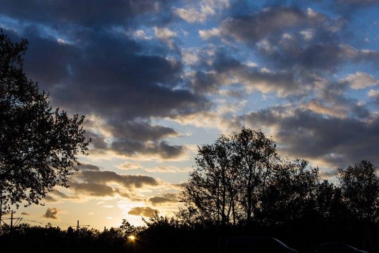Sunset Rotterdam -