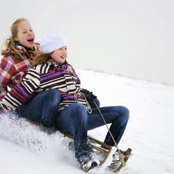 Snelle sneeuwpret