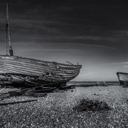 beach Dungeness UK