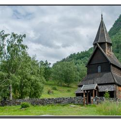 staafkerk Urnes