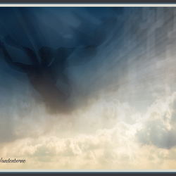 de verlichte engel