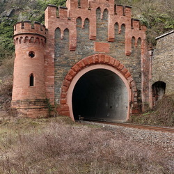 Loreley spoortunnel 2,
