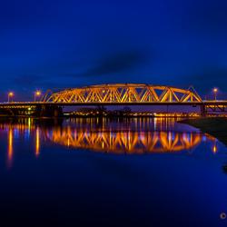 spoorbrug Arnhem-Westervoort