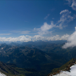 Panorama Kitzsteinhorn Kaprun