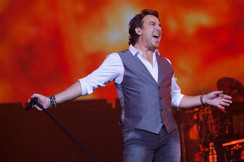 Marco Borsato live in Ziggo Dome - Nederlands grootste succes van het moment misschien wel? Marco Borsato won als klein jongetje de SoundMix Show en g
