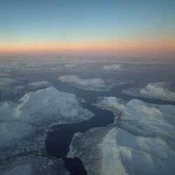 Lapland ochtend