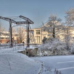 Gerestaureerde Raambrug Deventer 2