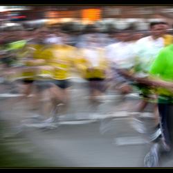 een Bewogen Maraton