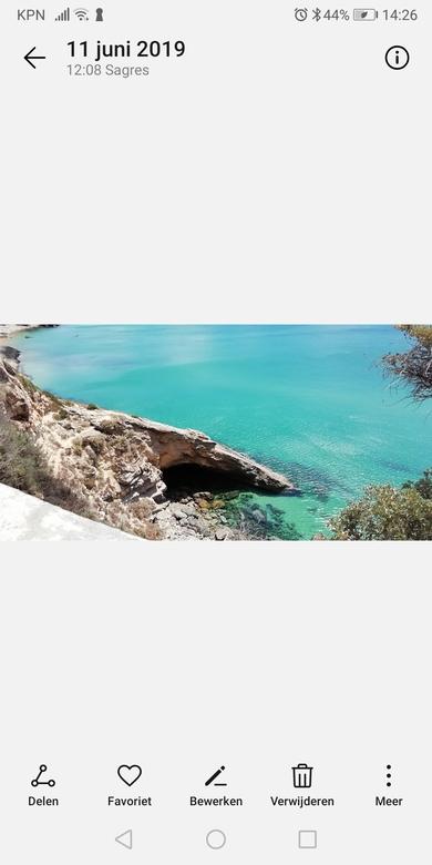 In Portugal mooie natuur - In Portugal gemaakt<br /> Mooie natuur daat