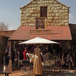 Clarens Zuid Afrika