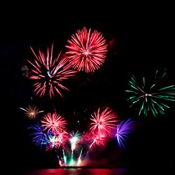 Internationaal Vuurwerk Festival Scheveningen