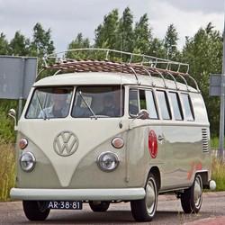 Volkswagen Typ 2 T1c 1967