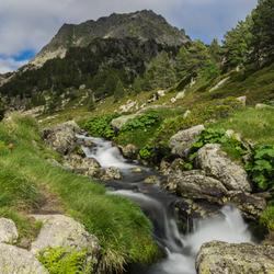 Ruisseau de Coume d'Angel 2