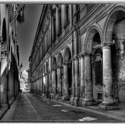 Streets of Bologna