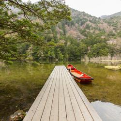 Kamikochi national park, Japan