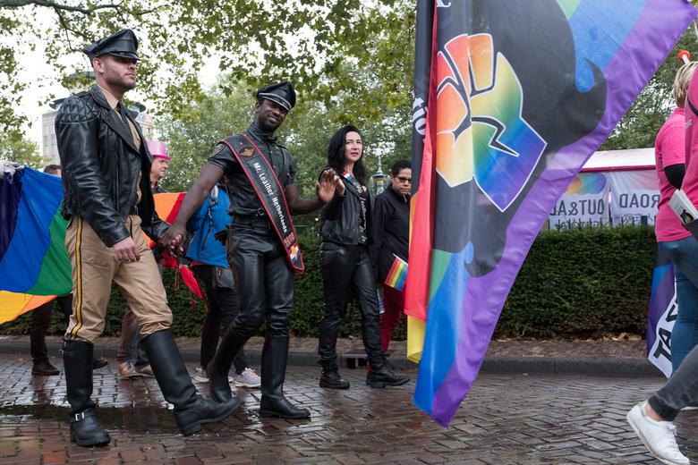 Dordrecht Pride 20190907-_DSF5596 - Dordrecht Pride 2019<br /> The first Miss Leather Netherlands and Mr Leather Netherlands 2019.
