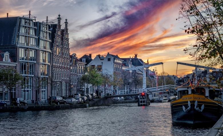Something above Haarlem -