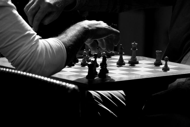 Mat? - schaken op straat in Utrecht
