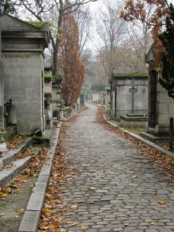 Kerkhof Parijs -