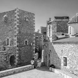 Vatheia - Peloponnesos, Griekenland