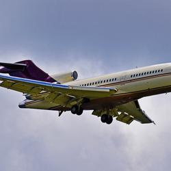 Oud maar goud: Boeing 727