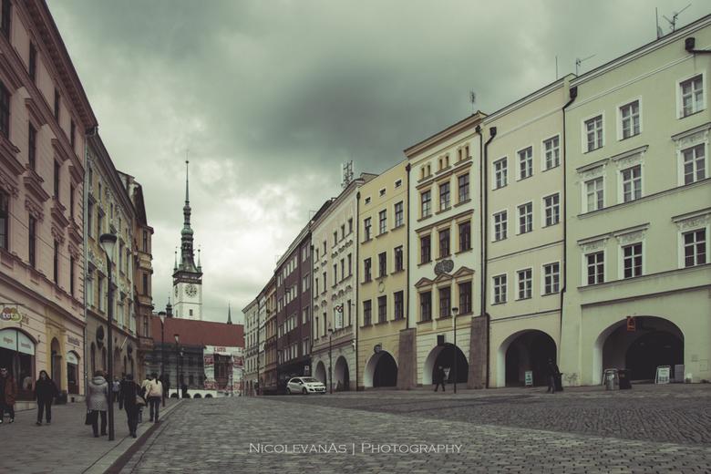 Historic Olomouc - Olomouc in Tsjechie is een stad die zo mooi is door zijn historische bouwwerken in Barokke stijl.  Heerlijk verdwalen in het oude c