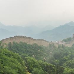 Langs de Chinese Muur