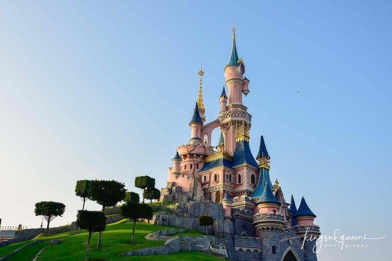 Magic Castle - Disneyland Parijs