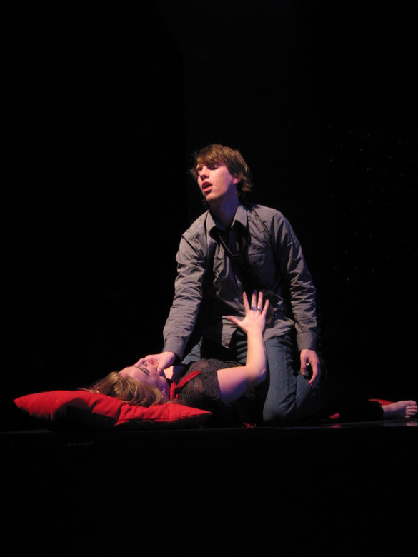 eXtreem - eXtreem is een voorstelling die momenteel in het Middelburgs minitheater wordt gespeeld (speel zelf ook mee). Vond dit echt een foto om te d