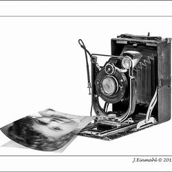 Nagel fotocamera uit +/_ 1920