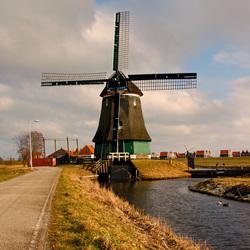 Molen in Volendam