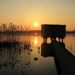 """Sunset """"Het Vinne"""""""