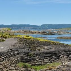 Langs weg 17:  Saltfjorden Saltstraumen