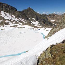 Onderweg naar de Erlanderhütte