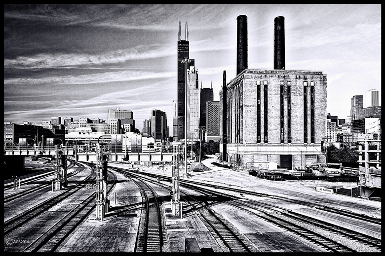 Centrale. - Chicago : 301 Taylor.