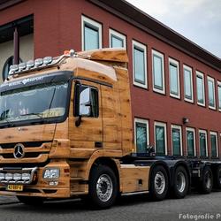 Mercedes Benz Actros 2544