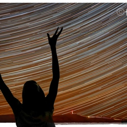 Happy Startrails