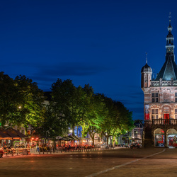 De Waag aan de Brink- Deventer
