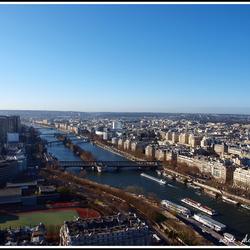 Uitzicht Eiffeltoren 2