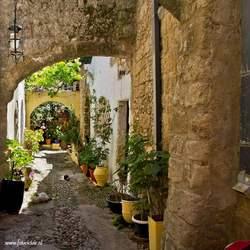 Rhodos oude stad 3