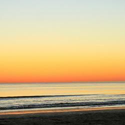 romantische sunset