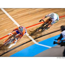 Gouden race