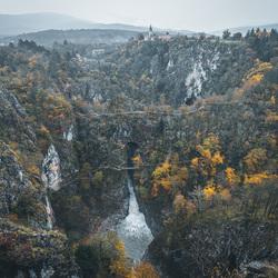 Škocjan autumn.