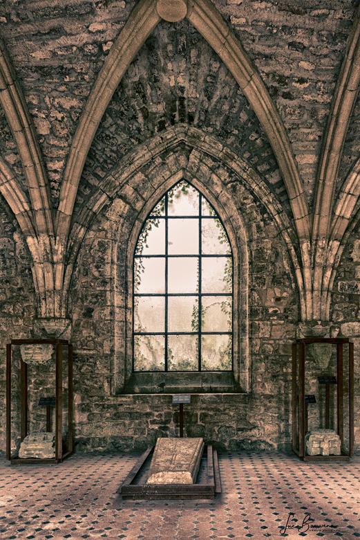 Oude abdijen hebben iets ... - Abdij van Orval in België
